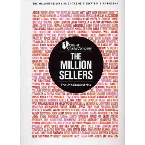 WISE PUBLICATIONS MILLION SELLERS - UK'S GREATEST HITS - PVG