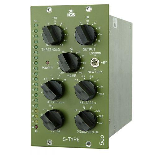 IGS AUDIO S-TYPE 500