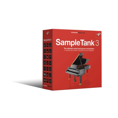IK MULTIMEDIA SAMPLETANK 3