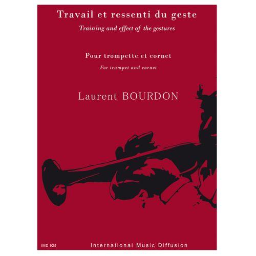 IMD ARPEGES BOURDON L. - TRAVAIL ET RESSENTI DU GESTE - TROMPETTE
