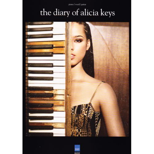 FABER MUSIC KEYS ALICIA - THE DIARY OF - PVG