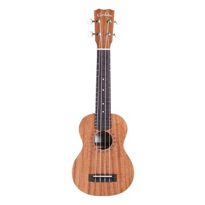 CORDOBA UKULELE PLAYER PACK SOPRANO WITH GIGBAG