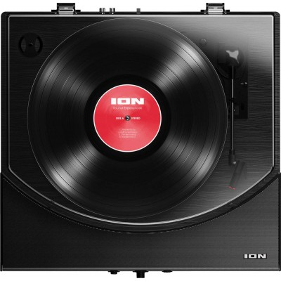 ION PREMIER LP BLACK (BLUETOOTH)