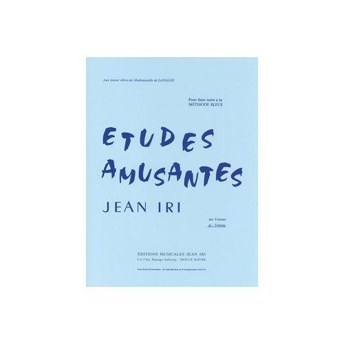 COMBRE IRI JEAN - ETUDES AMUSANTES VOL.2 - PIANO