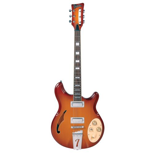 ITALIA RIMINI 6 HONEY SUNBURST