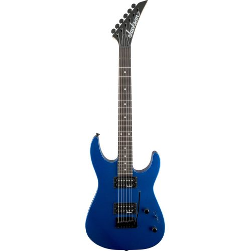 JACKSON GUITARS JS 11 DINKY TREMOLO RW METALLIC BLUE