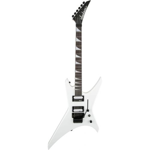 JACKSON GUITARS JS32 WARRIOR FLOYD ROSE RW SNOW WHITE