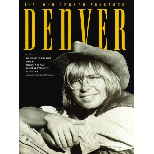 MUSIC SALES JOHN DENVER SONGBOOK - PVG
