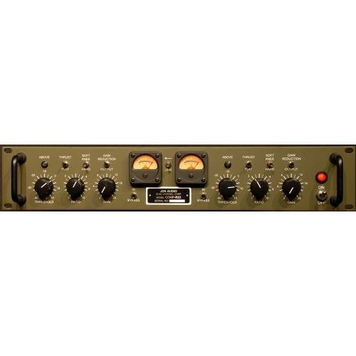 JDK AUDIO R22 - STEREO COMPRESSOR