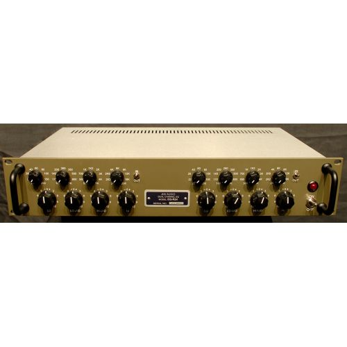 JDK AUDIO R24 - STEREO EQUALIZER