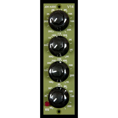 JDK AUDIO V14 - MONO EQUALIZER