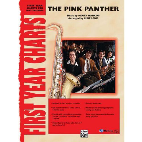 ALFRED PUBLISHING MANCINI HENRY - PINK PANTHER - JAZZ BAND
