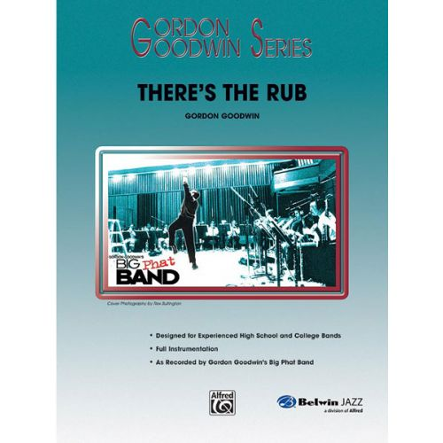 ALFRED PUBLISHING GOODWIN GORDON - THERE'S THE RUB - JAZZ BAND