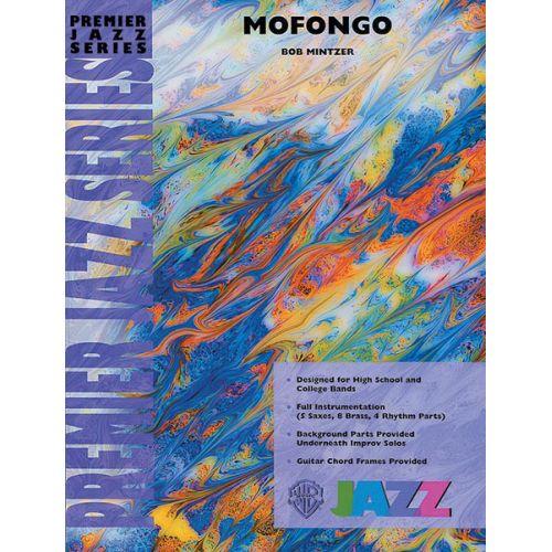 ALFRED PUBLISHING MINTZER BOB - MOFONGO - JAZZ BAND