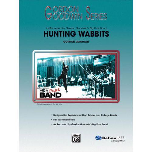 ALFRED PUBLISHING GOODWIN GORDON - HUNTING WABBITS - JAZZ BAND