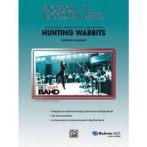 ALFRED PUBLISHING GOODWIN GORDON - HUNTING WABBITS - SCORE