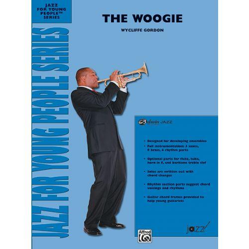 ALFRED PUBLISHING GORDON WYCLIFFE - WOOGIE - JAZZ BAND