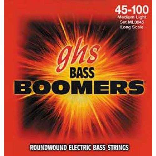 GHS BOOMERS MEDIUM LIGHT 45-100