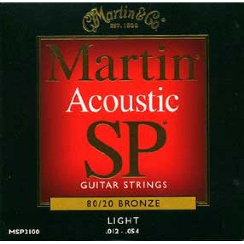 MARTIN GUITARS SP 3100 LIGHT 12 16 25 32 42 54