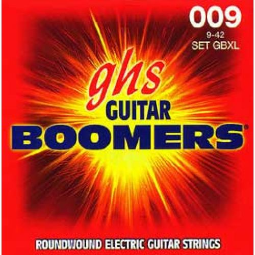 GHS BOOMERS EXTRA LIGHT 9 42