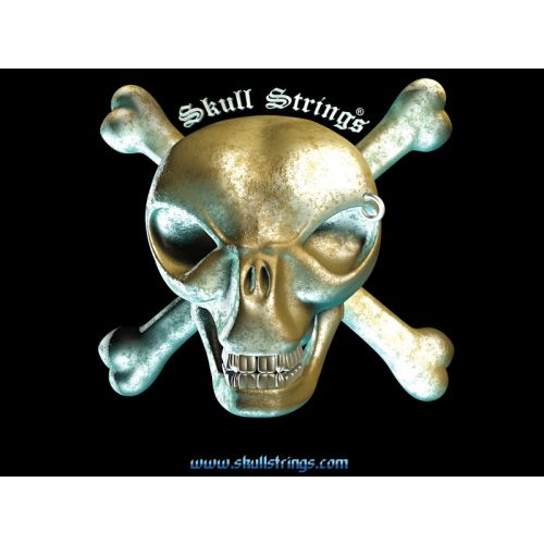 SKULL STRINGS STANDARD MEDIUM 11-52