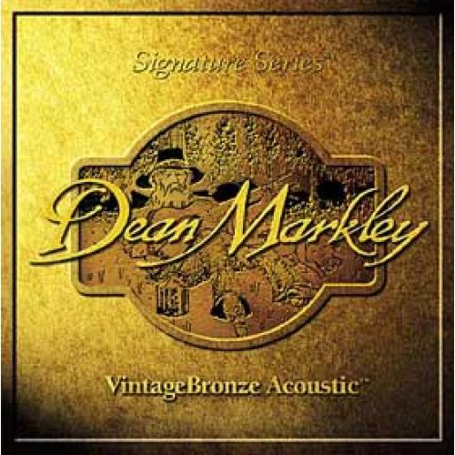 DEAN MARKLEY VINTAGE BRONZE 2008A EXTRA LIGHT 10 14 24 30 38 48