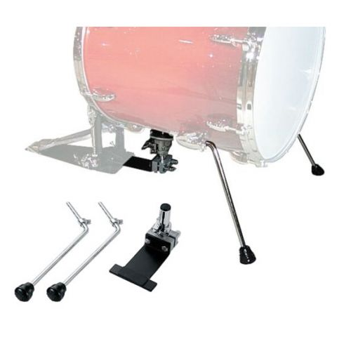 PEARL DRUMS JG-16 JUNGLE GIG - FLOOR TOM TO BASS DRUM CONVERSION KIT