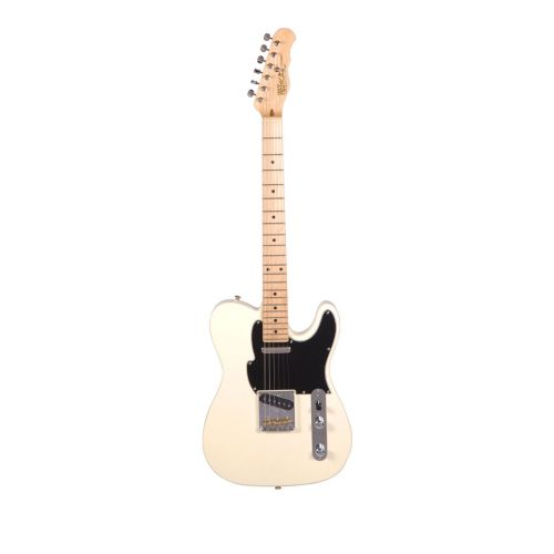 FRET KING GREEN LABEL C/SQUIRE CLASSIC VINTAGE WHITE