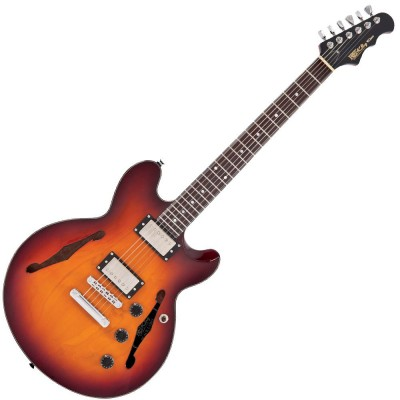 FRET KING BLACK LABEL ELISE TOBACCO SUNBURST