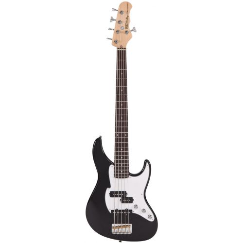 FRET KING BLACK LABEL PERCEPTION 5 BASS GLOSS BLACK