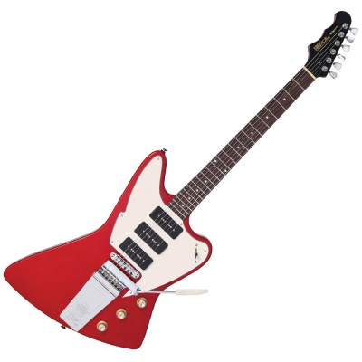 FRET KING BLACK LABEL ESPRIT III CANDY APPLE RED