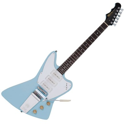 FRET KING BLACK LABEL ESPRIT III LAGUNA BLUE