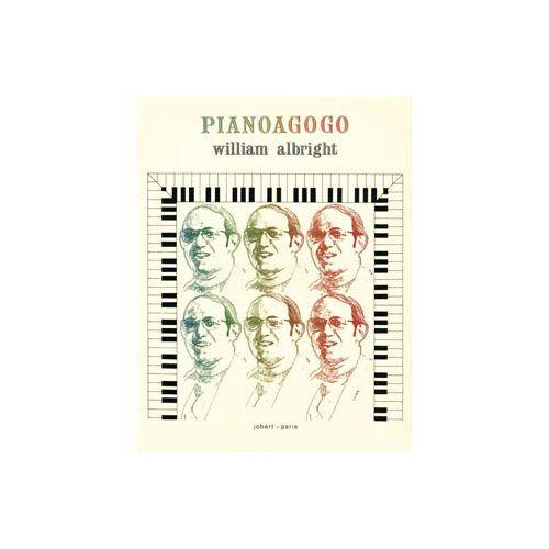 JOBERT ALBRIGHT WILLIAM - PIANOAGOGO - PIANO