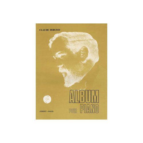 JOBERT DEBUSSY CLAUDE - ALBUM POUR LE PIANO - PIANO