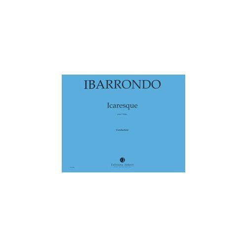 JOBERT IBARRONDO FELIX - ICARESQUE - 3 FLUTES