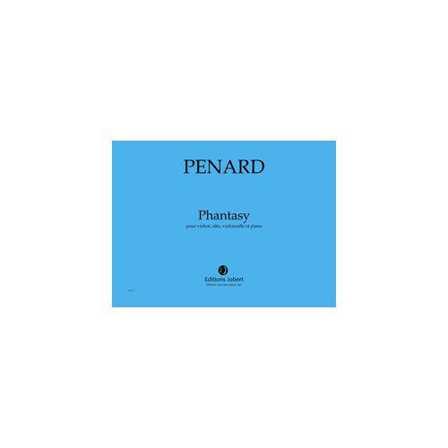 JOBERT PENARD OLIVIER - PHANTASY - VIOLON, ALTO, VIOLONCELLE ET PIANO