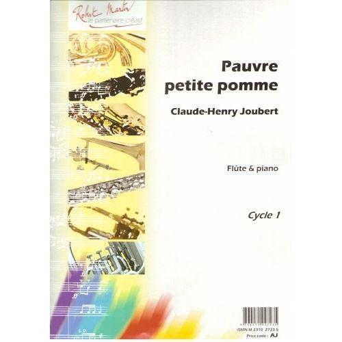 ROBERT MARTIN JOUBERT C.H. - PAUVRE PETITE POMME !