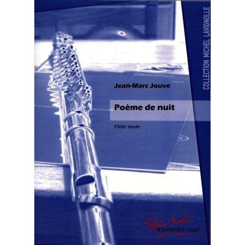 ROBERT MARTIN JOUVE J.M., LAVIGNOLLE M. - POEME DE NUIT