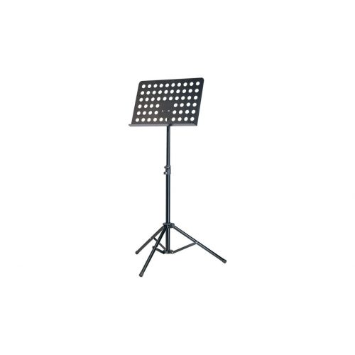 KM 11899-000-55 ORCHESTRA MUSIC STAND BLACK