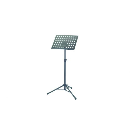 KM 11940-000-55 ORCHESTRA MUSIC STAND BLACK