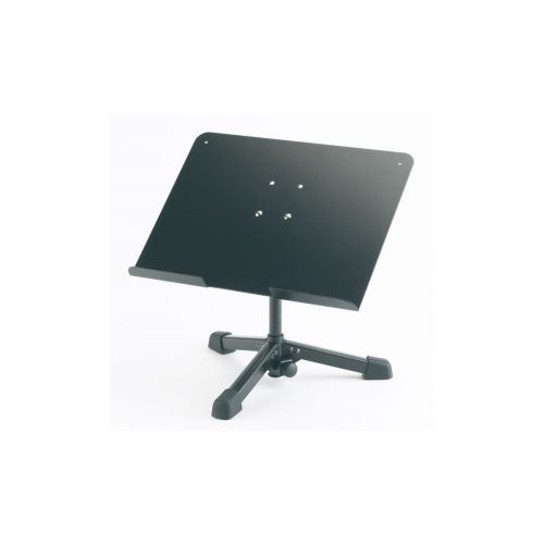 KM 12140-000-55 UNIVERSAL TABLE-TOP STAND BLACK