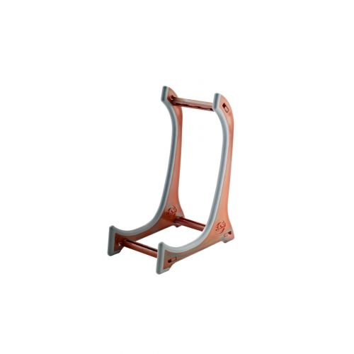 KM VIOLIN/UKULELE DISPLAY STAND WOODEN LOOK