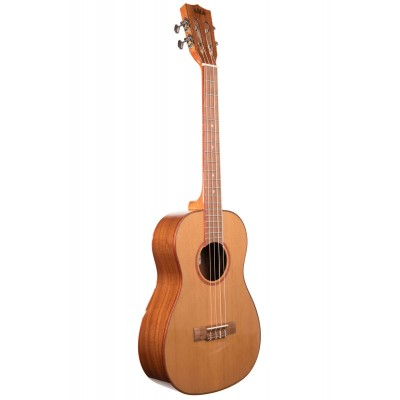 KALA KA-ABP-CTG WITH CASE BARITON SOLID CEDAR TOP ACACIA