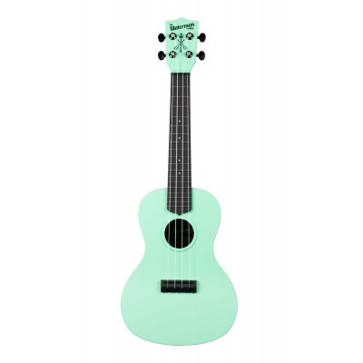 KALA KA-CWB-GN CONCERT THE WATERMAN SEA FOAM GREEN GREEN