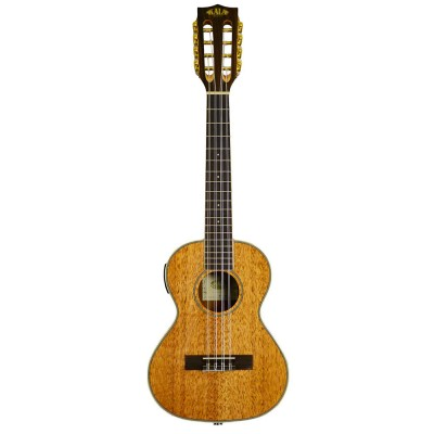 KALA GLOSS MAHOGANY TENOR 8 STRINGS ELECTRO-ACOUSTIC