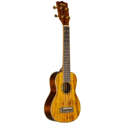 KALA SOPRANO KOA LONG NECK