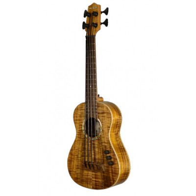 KALA U-BASS KOA MADE IN USA UB-KOA-FS