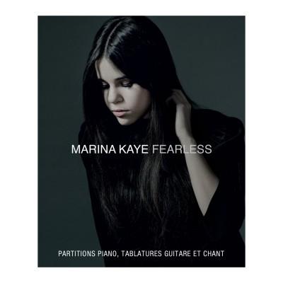 AEDE MUSIC KAYE MARINA - FEARLESS - PVG TAB