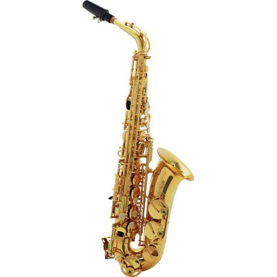 KEILWERTH KEILWERTH ST90 ALTO SAXOPHONE (GOLD LACQUER)