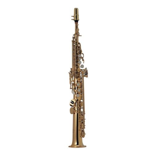 KEILWERTH KEILWERTH ST90 SOPRANO SAXOPHONE (GOLD LACQUER)